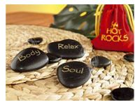 Hot Stones - Wellness W�rmesteine