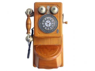 Old Fashion Style Nostalgie Telefon 1879