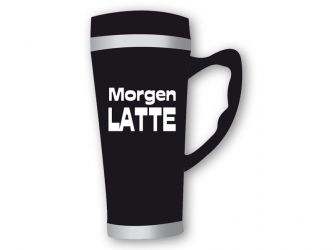 Thermobecher Morgen LATTE