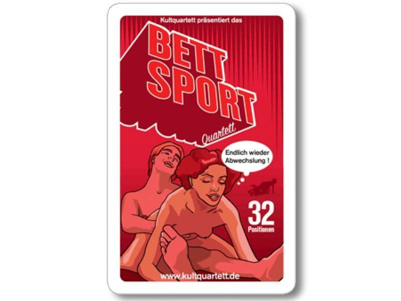 Das Bettsport-Quartett