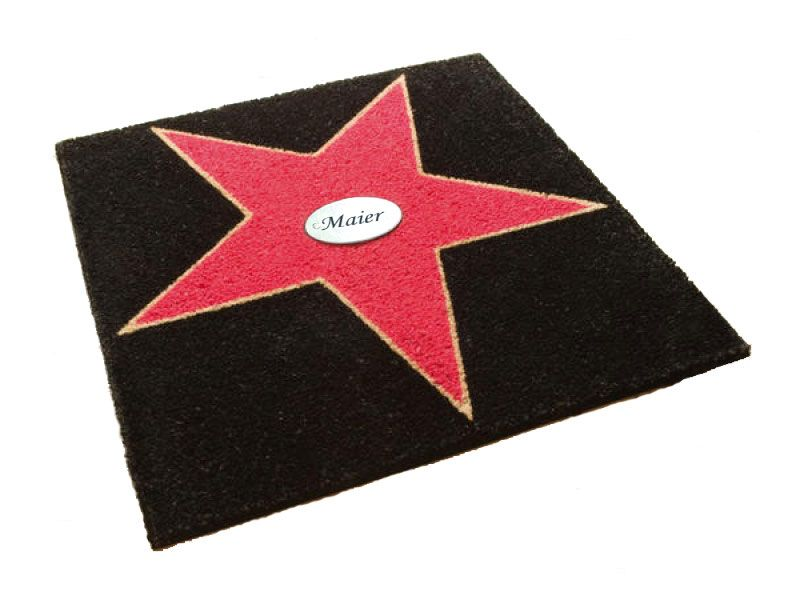 Fußmatte WALK OF FAME